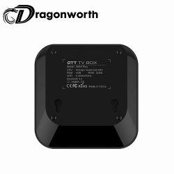Leistungsfähiges A95X plus Fernsehapparat-Kasten Amlogic S905y2 Vierradantriebwagen-Kern-des neuen Chip 4GB RAM-32GB gesetzter Spitzenkasten USB 3.0 ROMintelligenten des Android-8.1