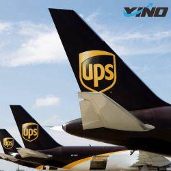 China Air Envío urgente TNT/UPS/DHL Consignataria DDP por vía aérea a Europa/Reino Unido/España/Francia/Italia