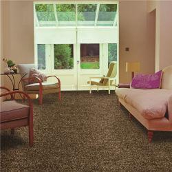 일반 컬러 컷 더미 카펫 웨딩 전시회 폴리프로필렌 PP 표면 체친 호텔은 월-월 카펫 롤을 사용합니다