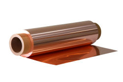 10~70μ M толщина гибкие медные клад ламината Ra медной фольги