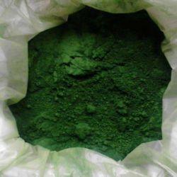 [كروميوم وإكسيد] اللون الأخضر 99% لأنّ بناء وبلاستيك