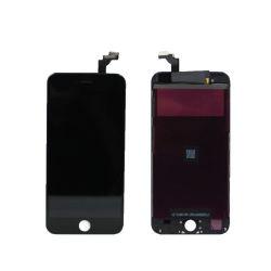 Téléphone mobile pour iPhone 6p LCD noir et blanc