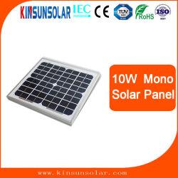 10W 18V MonoPV van de Macht van de Hoge Efficiency Super Photovoltaic Zonnepaneel