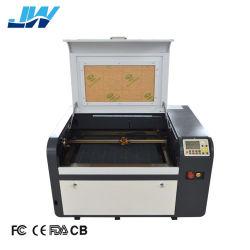 4060 máquina de gravação a laser para o couro/Carpintaria/Imprimir /embalagem /Construção/ Moldes/morrer/artesanato/Publicidade