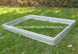 冷たいフレーム1200*800mmのための庭のアクセサリのRisedのベッドパレット