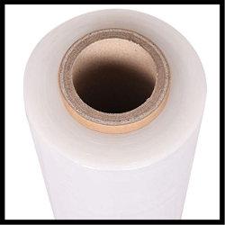 Envoltura retráctil de palet LLDPE film estirable manual