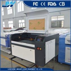 Gravure laser de haute précision de l'équipement de découpe pour la menuiserie/domestiques