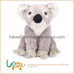 Soft animaux australiens Hot 2019 Custom des jouets en peluche animal en peluche Koala