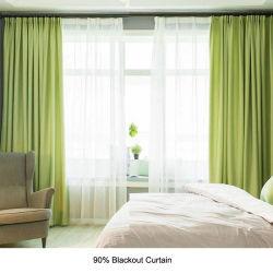 Cortina de sombreado de moderno diseño, fabricación de cortinas Roller se une para dormitorio de los trabajadores