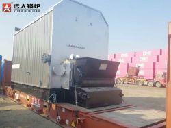 Fabriqué en Chine Énergie Eco de la biomasse de bois tiré d'huile thermique pour l'usine d'asphalte