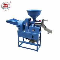 Wanma1001 6NF4-9FC21 uma agricultura multifuncional e moagem de arroz de britagem e moagem máquina de combinação