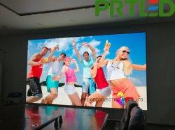 HD P1.56 placa do display LED para interior com painel 16: 9 600 x 337,5 mm