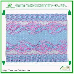 Textilspitze-Gewebe mit bereiten Garn für Intimate auf