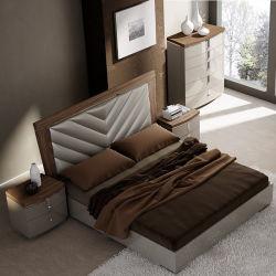 Современном европейском стиле люкс с одной спальней и мебель из дерева Домашняя мебель