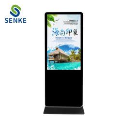 Exibição de publicidade Digital Signage 55 polegada Android Market Quente Digital Video Player LED Publicidade