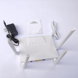 3 RJ45 de Router van WiFi van Havens 4G met Externe Antenne