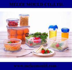 Customzied Plastikeinspritzung-Nahrungsmittelbehälter-Form, Bier-Rahmen-Spritzen, Plastikei-Behälter-Formteil, dünne Wand-Behälter-Form. Plastikbehälter