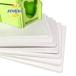 Jinbao 2mm 3mm 6mm 8mm effetto marmo colore schiuma dura Stampa UV in PVC per LED