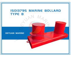 ISO13795によって溶接される鋼鉄海洋のボラードのタイプB