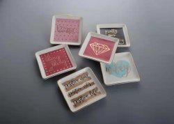 최고 판매는 세라믹 보석 노리개 접시 세트를 개인화했다