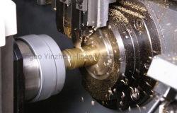 Laserschneiden und Ätzen von Messingkomponenten für Züge