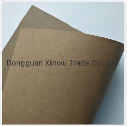 Het hete Document van Testliner Kraftpapier van de Verkoop 120g Bruine Gerecycleerde voor het Winkelen de Zakken van het Document met Handvatten