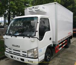 Isuzu 100p solo la luz de doble hilera de camiones de carga de camiones van