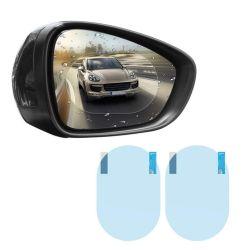 Protetor de Tela Universal para Automóvel Carro Anti-Fog Rainproof Película do Espelho Retrovisor