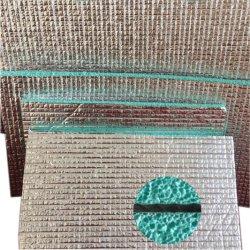 As1530.2 isolamento termico standard australiano delle cellule della gomma piuma della stagnola XPE 1.35X22.25m 4mm