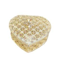 Металлические Золотой Artware практических подарок Heart-Shaped украшения в салоне