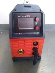 3상 아크 가스 IGBT-인버터 살데이타스 DC MMA 200 IGBT Mag 전기 용접 장비 알루미늄 MIG 용접기