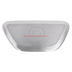 Kundenspezifischer Edelstahl-Aluminiumlautsprecher-Gitter-Ineinander greifen/Kopfhörer-Maschendraht