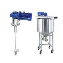 산업용 세제 비누 페인트 분말 혼합 탱크 액체 혼합기 Agitator 기계