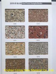 大理石の粉のコーティングの石の質の壁のペンキは大理石のように見える