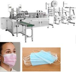 Полностью автоматическая одноразовые хирургические медицинские спанбонд маску для лица бумагоделательной машины