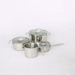 Suppen Frittieren Edelstahl Kochgeräte Herde Edelstahl Porzellan Kochgeschirr Sets Jy-Zx Sets