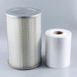 Documento di filtro dell'aria della vetroresina per il filtro dal purificatore dell'aria di Ashrae