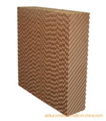 المبرد الهوائي/ لوحة التبريد بتبخر الهواء الصناعي والماشية/المياه الجدار