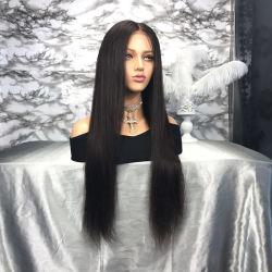 Parrucche brasiliane dei capelli umani di divisione 13X6 del merletto della parte anteriore della parrucca lungamente dei capelli umani della parrucca frontale diritta profonda del merletto