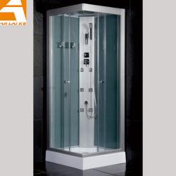 Современная ванная комната массаж душевая кабина, компактная стеклянная душевая кабина (KF-T003)