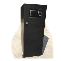 3kw de ZonneOmschakelaar van DC24V met het ZonneVoltage van de Input van het Controlemechanisme 80VDC Maximum gelijkstroom van de Last 50A/80A MPPT