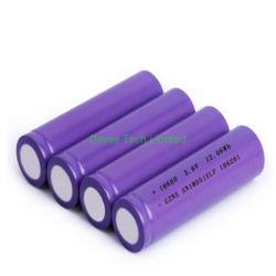 Heet verkoop Ion 1500mAh 1800mAh 2200mAh 3250mAh 3350mAh Cilindrisch Navulbaar LiFePO4/Li-ion/Lithium/Lithium 18650 Batterij met de Ervaring van de Productie van 15 Jaar
