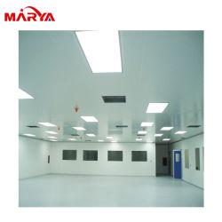 كتيب يدوي للبول المعدني المعتمد من GMP لوح للسقف والجدار المعدني لنظافة الغرفة وورشة العمل الدوائية