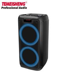 Caixa de grupo alto-falante recarregável Luz Withjbl Professional colunas portáteis Bluetooth