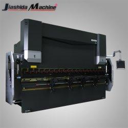 4+1 presse hydraulique automatique de l'axe CNC pour le métal, acier doux, carbone, SS, CS, Steel Sheet