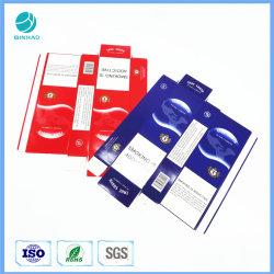 Scatole di cartone per sigarette stampa offset colore