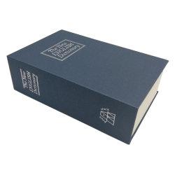 Het gelijkaardige Engelse Veilige Vakje van het Boek van het Slot van de Combinatie van het Woordenboek Decoratieve Geheime Op zwaar werk berekende Zeer belangrijke