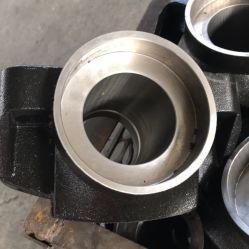 中国精密鋳造工場鋳造 OEM Ductile Iron Sand Casting 油圧バルブ