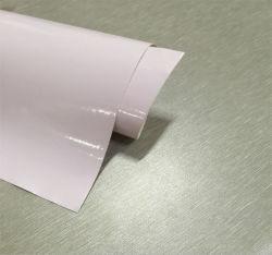 Het waterdichte Glanzende Synthetische Document van pp voor de Druk van de Reclame Inkjet