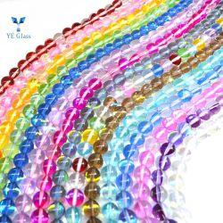 Colorare i branelli mescolantesi della perla dei branelli di vetro della sirena per la fabbricazione dei monili